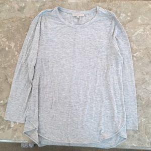 Loft along Sleeve Shirt